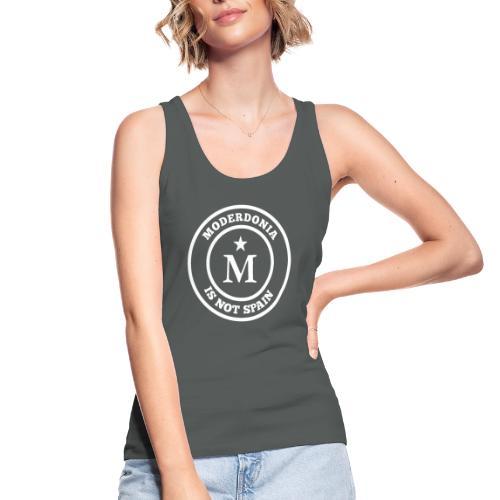 Moderdonia is not Spain - Camiseta de tirantes ecológica mujer de Stanley & Stella