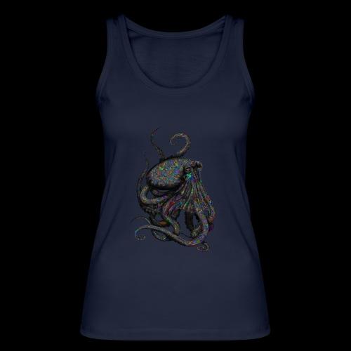 Oktopus Goa - Frauen Bio Tank Top von Stanley & Stella