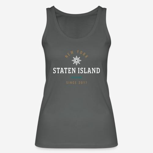 NWE YORK - STATEN ISLAND - Top ecologico da donna di Stanley & Stella