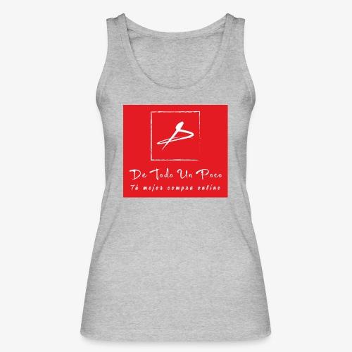 de todo un poco - Camiseta de tirantes ecológica mujer de Stanley & Stella