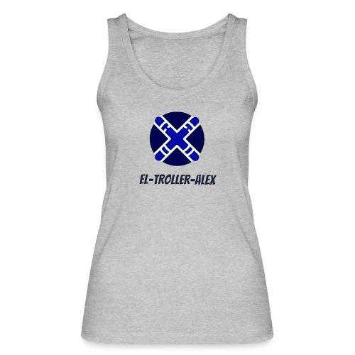 DISEÑO EL TROLLER ALEX EVO - Camiseta de tirantes ecológica mujer de Stanley & Stella