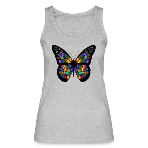 papillon design - Débardeur bio Femme