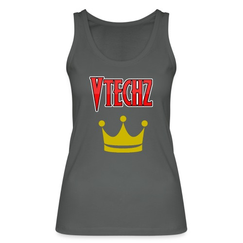 Vtechz King - Women's Organic Tank Top by Stanley & Stella