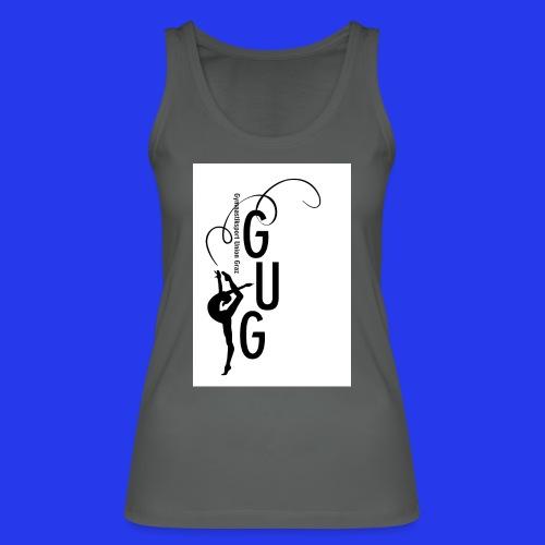 GUG logo - Frauen Bio Tank Top von Stanley & Stella