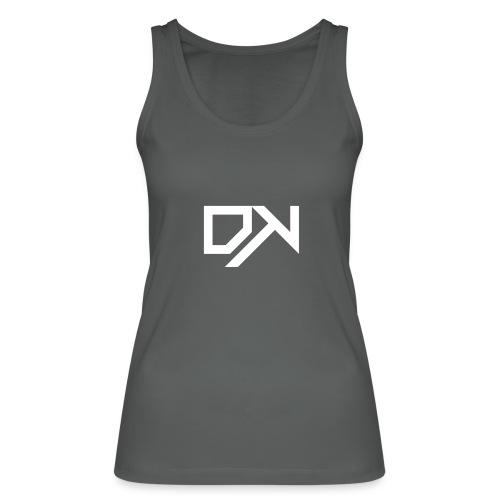 DewKee Logo Shirt Black - Women's Organic Tank Top by Stanley & Stella