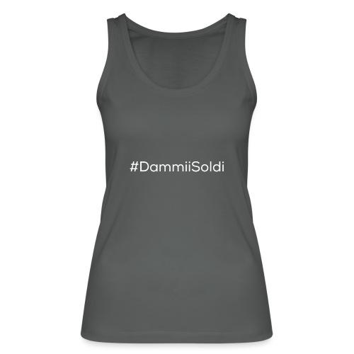 #DammiiSoldi - Top ecologico da donna di Stanley & Stella