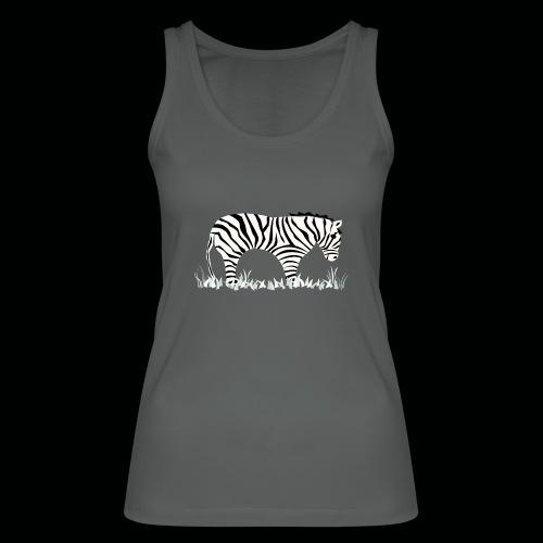 Zebra - Frauen Bio Tank Top von Stanley & Stella