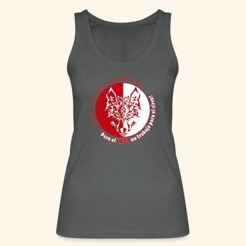 LOBO - Camiseta de tirantes ecológica mujer de Stanley & Stella