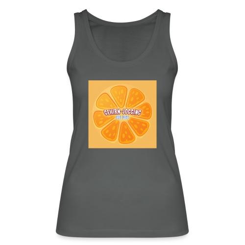 orangetextur - Frauen Bio Tank Top von Stanley & Stella