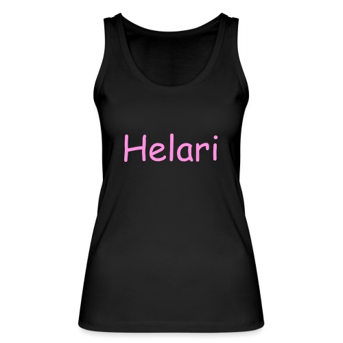 Helari Merch - Stanley & Stellan naisten luomutanktoppi