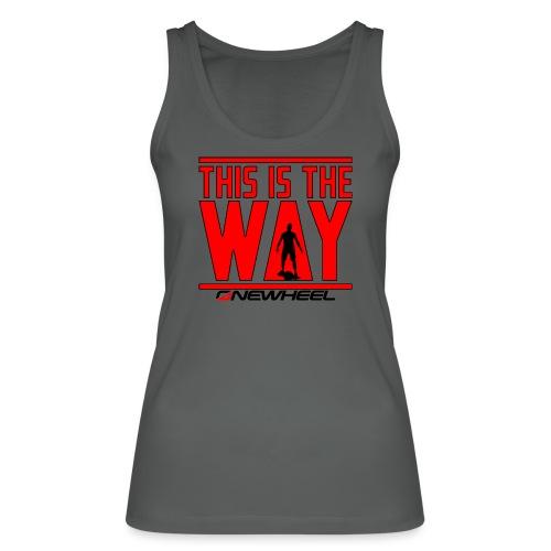 This Is The Red Way - Økologisk Stanley & Stella tanktop til damer