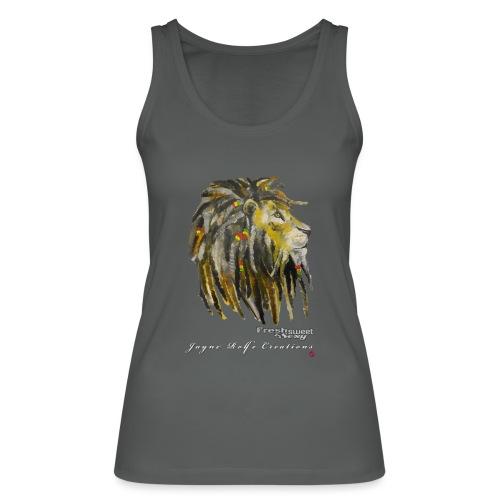 JR's Dred Lion Range 2 - Women's Organic Tank Top by Stanley & Stella