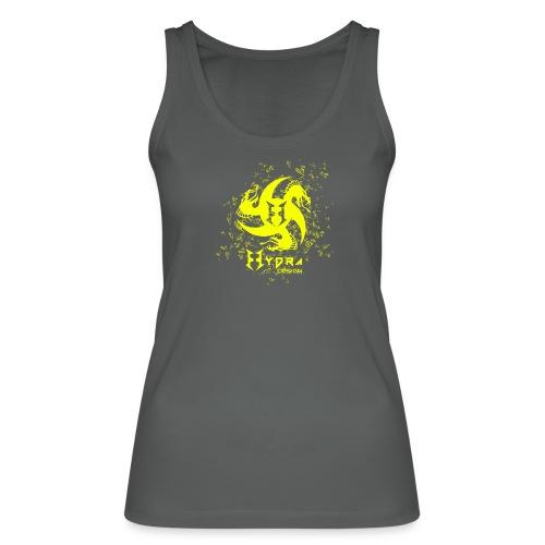 Hydra Design - logo glass explosion - Top ecologico da donna di Stanley & Stella