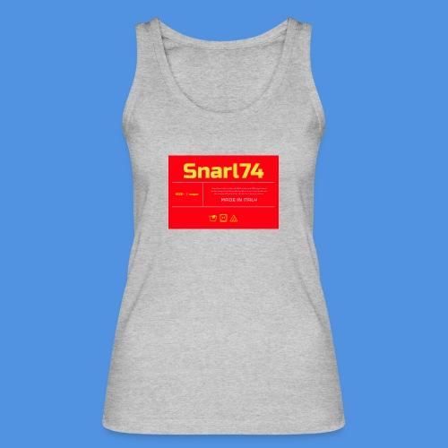 Etichetta two - Top ecologico da donna di Stanley & Stella