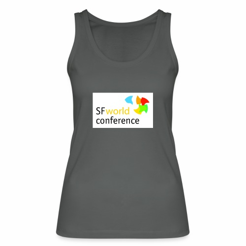 SFworldconference T-Shirts - Frauen Bio Tank Top von Stanley & Stella