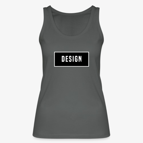 design logo - Vrouwen bio tanktop van Stanley & Stella