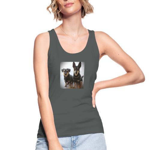 Cani - Top ecologico da donna di Stanley & Stella