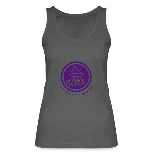 Purbeck Venture badge - Women's Organic Tank Top by Stanley & Stella