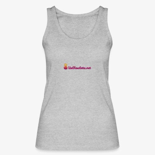 UrlRoulette Logo - Women's Organic Tank Top by Stanley & Stella