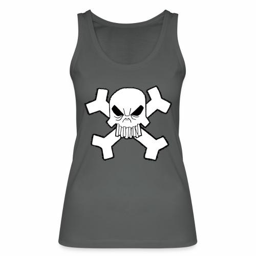 Craneo - Camiseta de tirantes ecológica mujer de Stanley & Stella