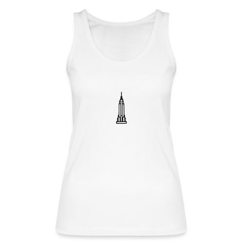 Empire State Building - Débardeur bio Femme