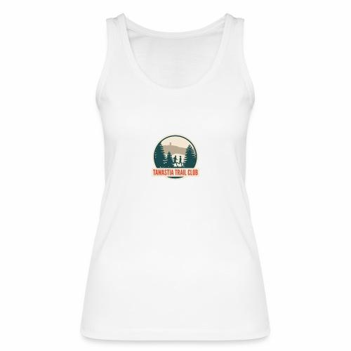 Tawastia Trail Logo - Stanley & Stellan naisten luomutanktoppi