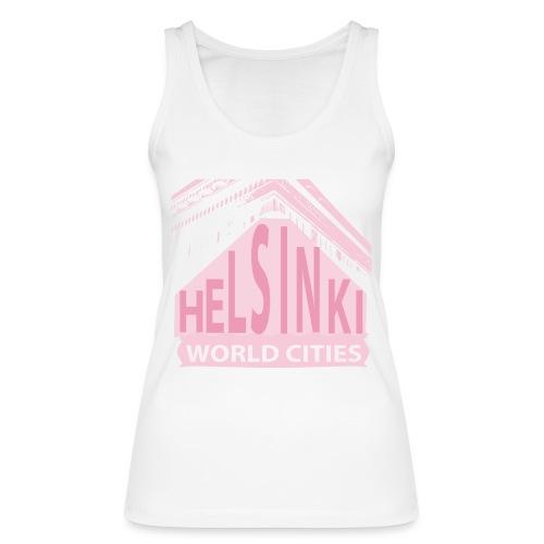 Helsinki light pink - Women's Organic Tank Top by Stanley & Stella