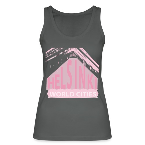 Helsinki light pink - Women's Organic Tank Top by Stanley & Stella