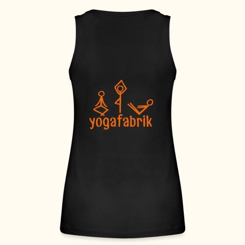 Yogafabrik - Frauen Bio Tank Top von Stanley & Stella