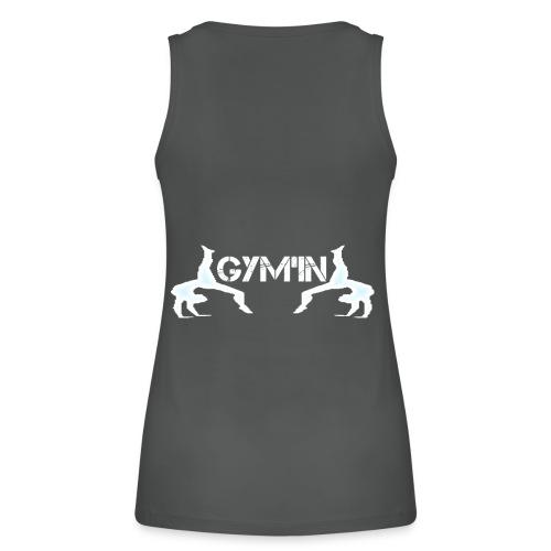 gym'n design - Débardeur bio Femme