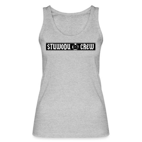 StuWoDu Crew schwarz - Frauen Bio Tank Top von Stanley & Stella