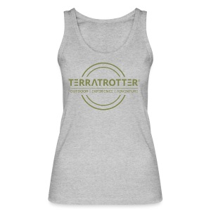 Terratrotter® | Green - Women's Organic Tank Top by Stanley & Stella