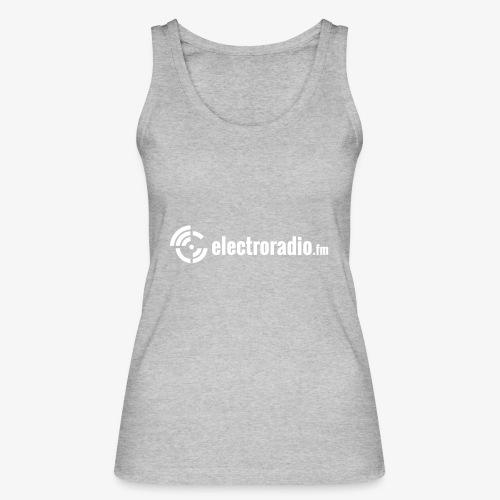 electroradio.fm - Frauen Bio Tank Top von Stanley & Stella