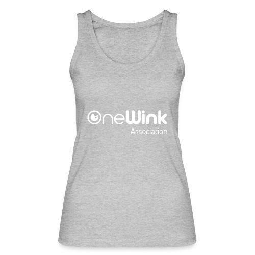 OneWink Association - Débardeur bio Femme