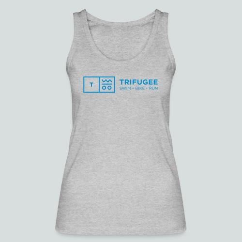 Trifugee_Logo - Frauen Bio Tank Top von Stanley & Stella