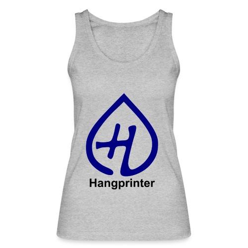 Hangprinter logo and text - Ekologisk tanktopp dam från Stanley & Stella