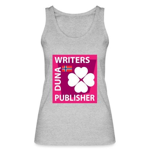 Duna Writers Publisher Pink - Økologisk singlet for kvinner fra Stanley & Stella