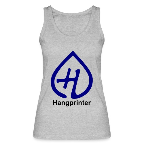 Hangprinter logo and text - Ekologisk tanktopp dam från Stanley & Stella