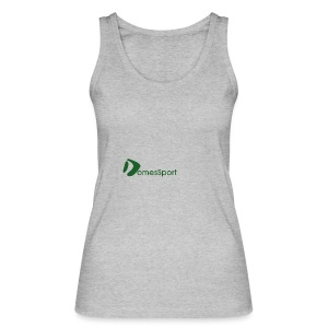 Logo DomesSport Green noBg - Frauen Bio Tank Top von Stanley & Stella