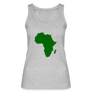 African styles green - Women's Organic Tank Top by Stanley & Stella