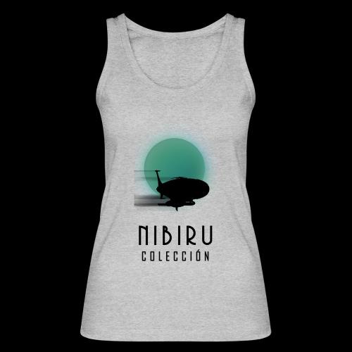 NibiruLogo - Camiseta de tirantes ecológica mujer de Stanley & Stella