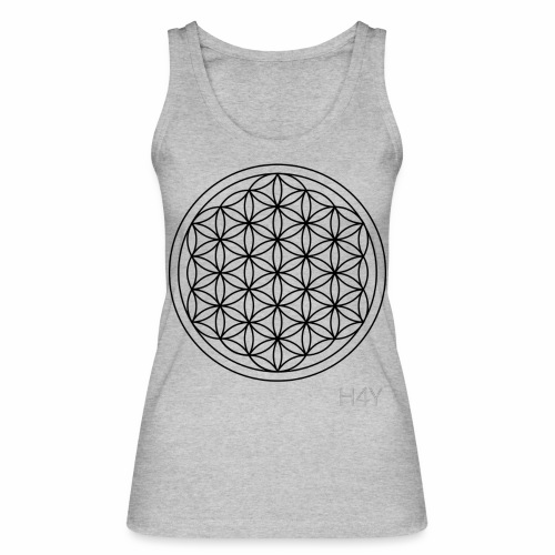 Flower Of Life - This Design Will Heal You - Økologisk Stanley & Stella tanktop til damer