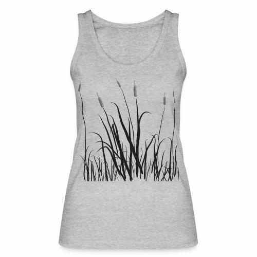 The grass is tall - Top ecologico da donna di Stanley & Stella