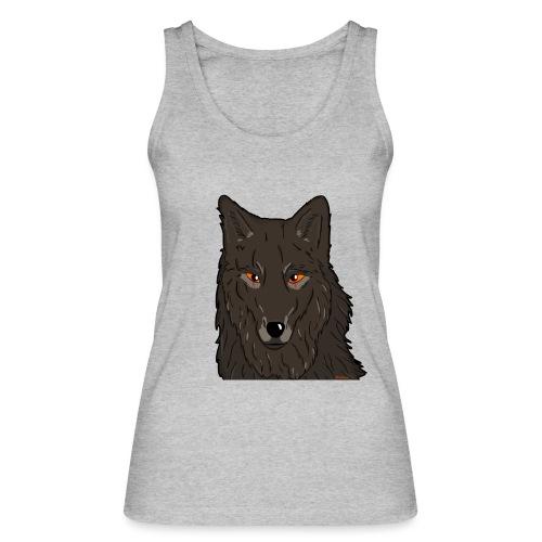 HikingMantis Wolf png - Økologisk Stanley & Stella tanktop til damer