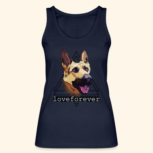 SHEPHERD LOVE FOREVER - Camiseta de tirantes ecológica mujer de Stanley & Stella