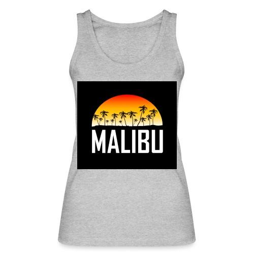 Malibu Nights - Women's Organic Tank Top by Stanley & Stella