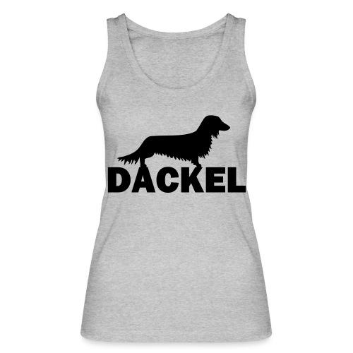 Dackel - Frauen Bio Tank Top von Stanley & Stella