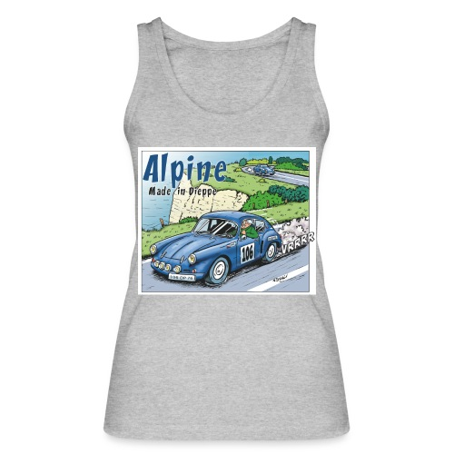 Polete en Alpine 106 - Débardeur bio Femme