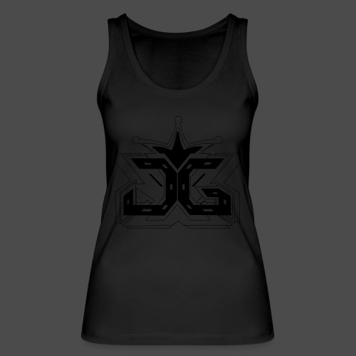 LOGO OUTLINE SMALL - Women's Organic Tank Top by Stanley & Stella
