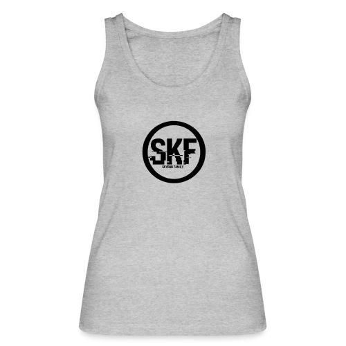 Shop de la skyrun Family ( skf ) - Débardeur bio Femme